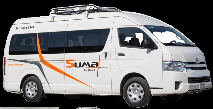 Servicios de transporte turísticos, ejecutivos y empresariales