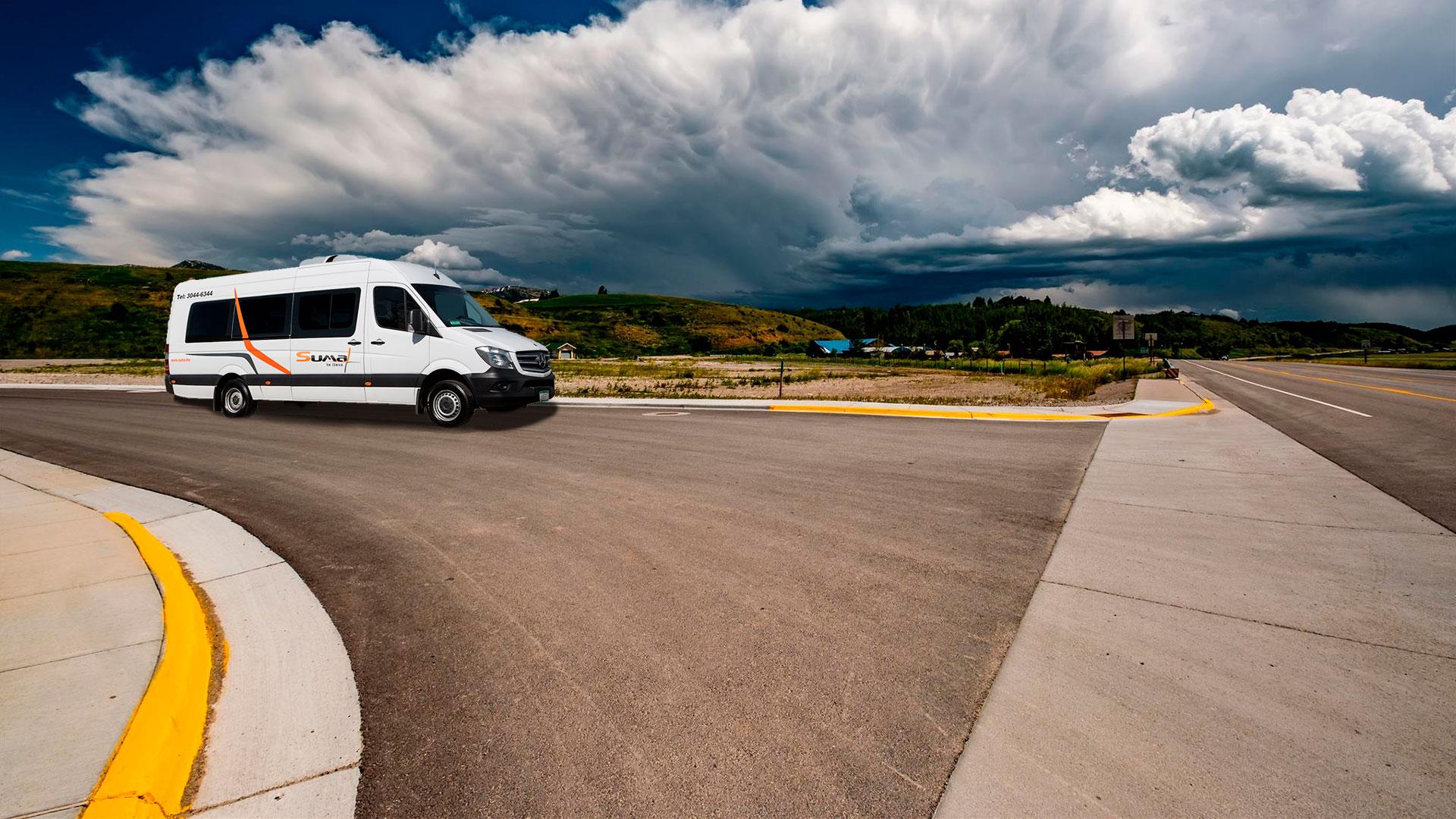 Transporte de personal Guadalajara
