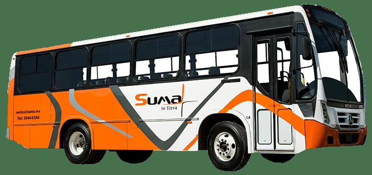 transporte empresarial y turístico en Guadalajara