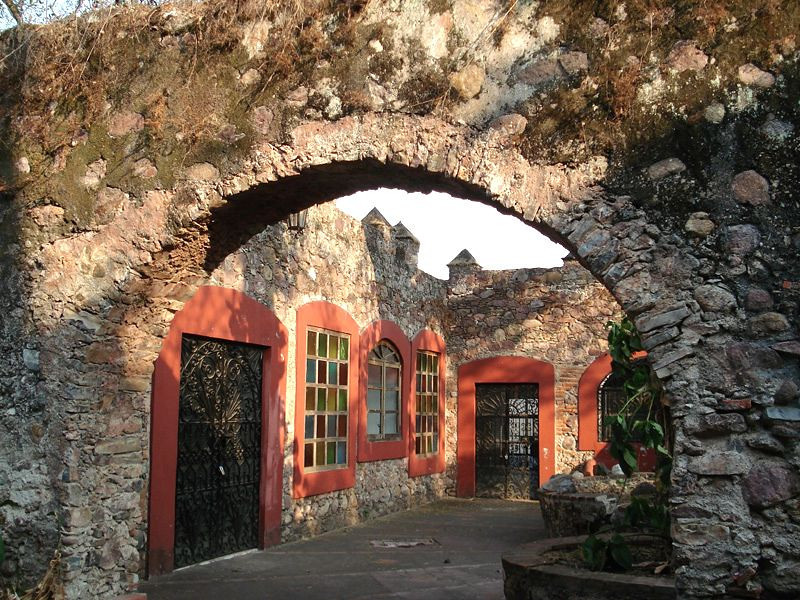 Ex hacienda San Juan Bautista, Taxco Ex Hacienda San Juan Bautista Near Taxco L