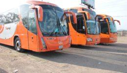 Servicio de Transporte Turístico en Guadalajara