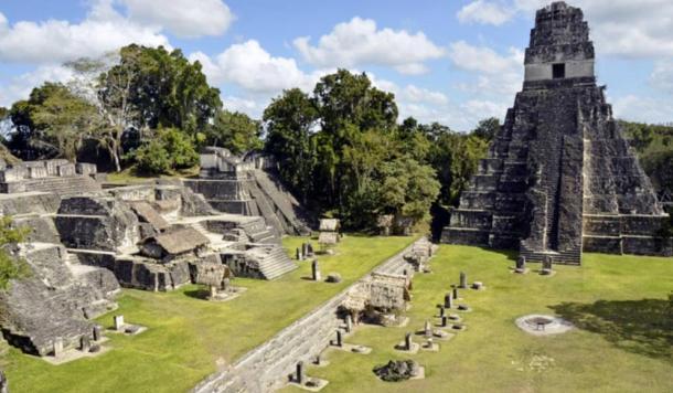 Toniná, Palenque Tikal guatemala
