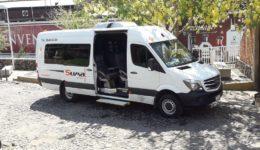 Servicio de Transporte Ejecutivo en Guadalajara
