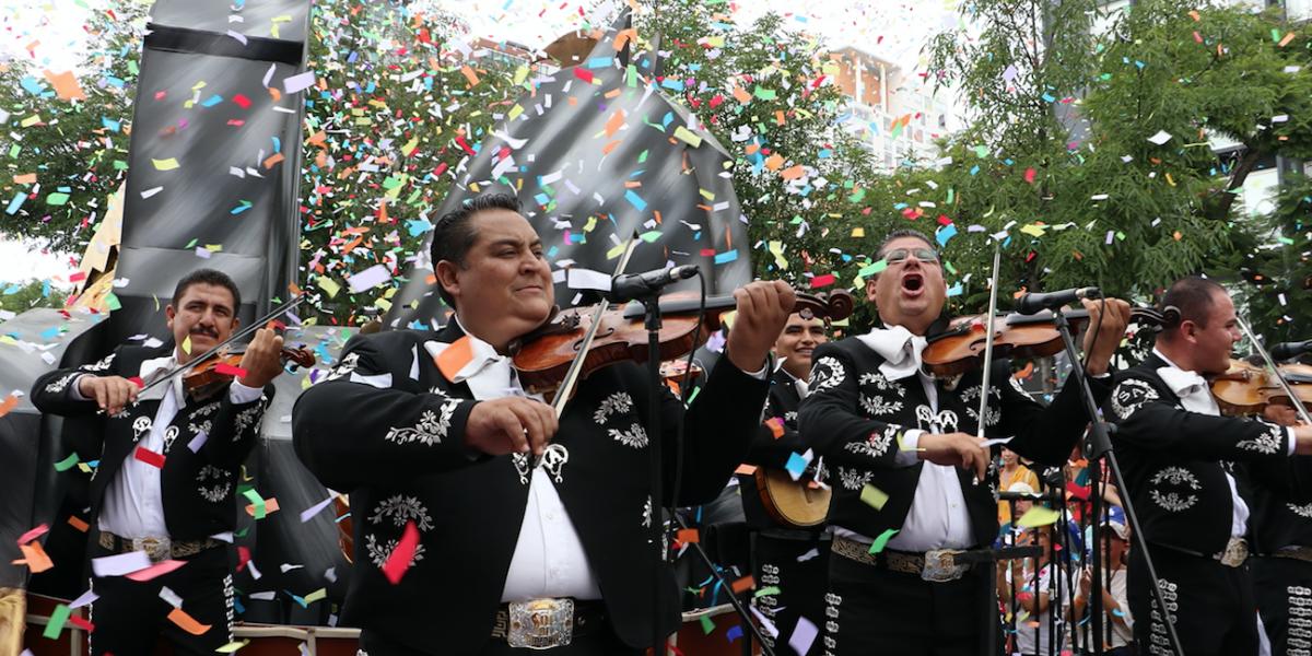 """Encuentro Nacional del Mariachi"" mariachi"