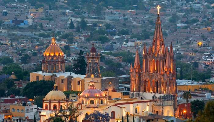 """""""San Miguel de Allende"""" sanmiguelsky2700"""